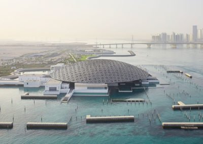 Abou Dhabi et Dubaï
