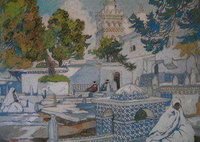 Algérie des peintres
