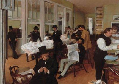 Degas ou la vie parisienne