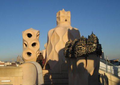 Gaudi, l'Art Nouveau de Barcelone