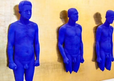 Yves Klein, du bleu et des poudres