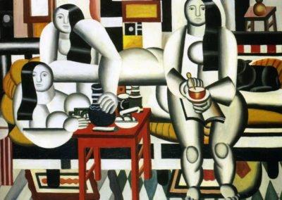 Fernand Léger, le peintre de l'époque moderne