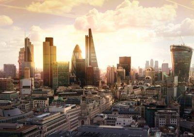 Londres, éternelle et futuriste