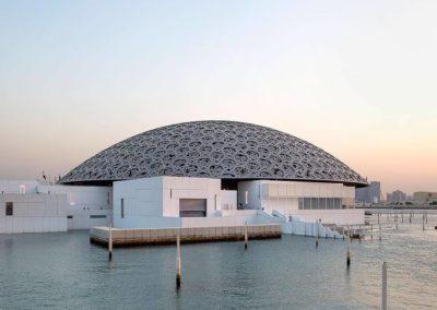 Louvre Abou Dhabi, naissance d'un musée