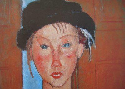 Modigliani, l'ange au visage grave »