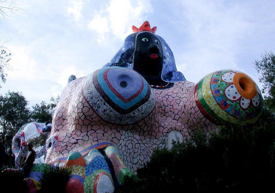 Niki de Saint Phalle, ni muse, ni soumise