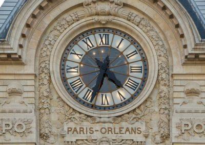 Orsay, une gare devenue musée