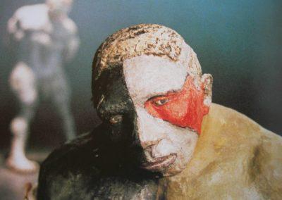 Ousmane Sow, l'humanité en sculpture