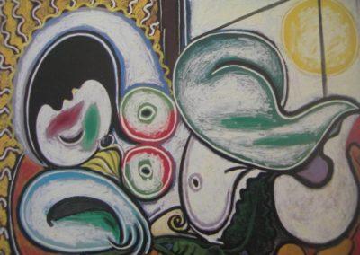 Picasso et les femmes