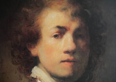 Rembrandt, clair, obscur, flamboyant, intime, …
