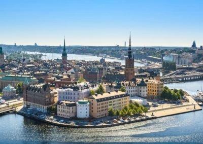 Stockholm, la ville qui guérit