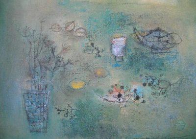 Zao Wou-Ki, le grand peintre franco-chinois