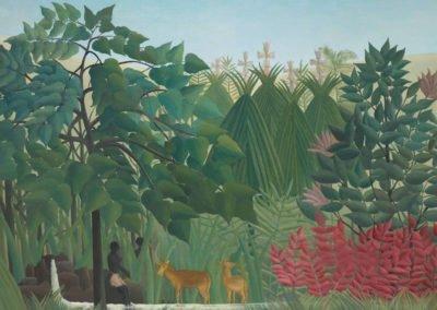 Douanier Rousseau, jungles à Paris