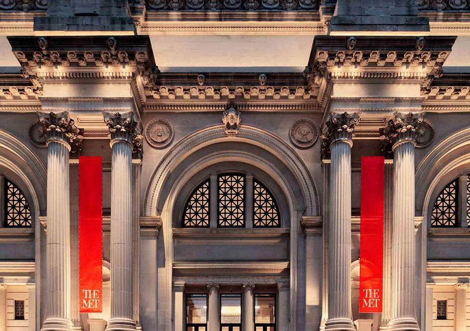"""Metropolitan Museum de New York, le """"Met"""""""