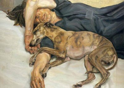 Lucian Freud, en chair et en âme