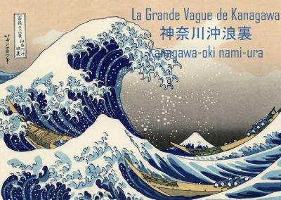 Hokusai, le vieil homme fou de dessin
