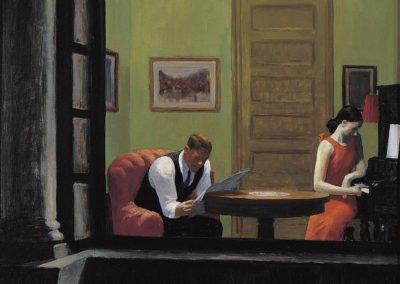 Hopper, le peintre préféré de l'Amérique
