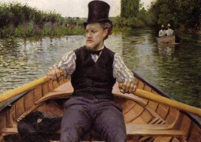 Impressionnistes, bêtes de Seine