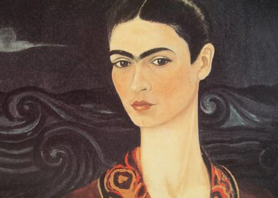 """Frida Kahlo, un """"ruban autour d'une bombe"""""""
