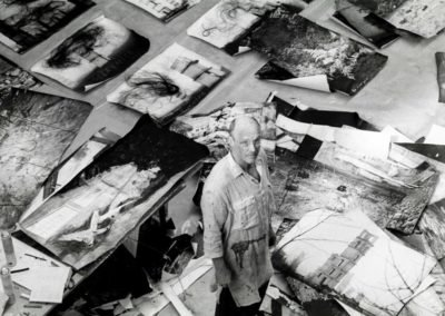 Anselm Kiefer, mémoire et matière