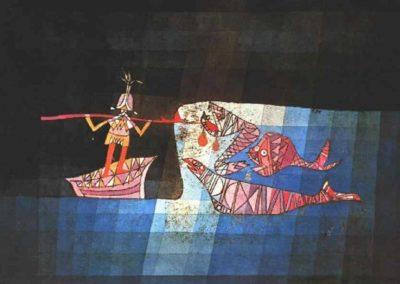 Paul Klee, magicien des signes