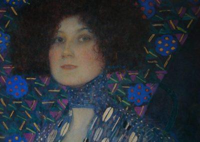 Klimt, tout l'or de Vienne