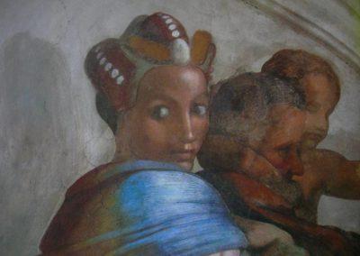 Michel-Ange, la chapelle Sixtine retrouvée