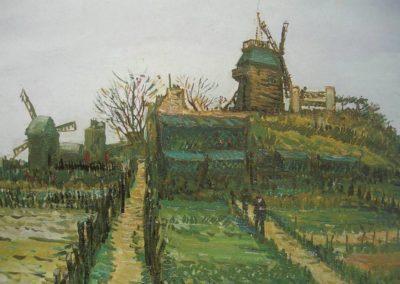 Montmartre, ou l'art de la Butte