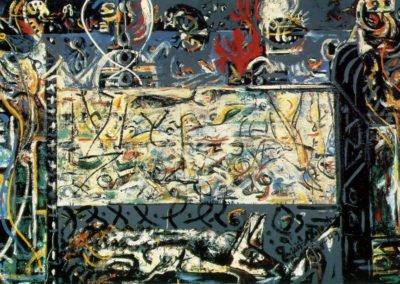 Pollock, à la limite de la peinture