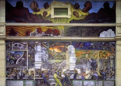 Diego Rivera, l'ogre du muralisme mexicain