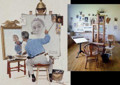 Norman Rockwell, le peintre chéri de l'Amérique