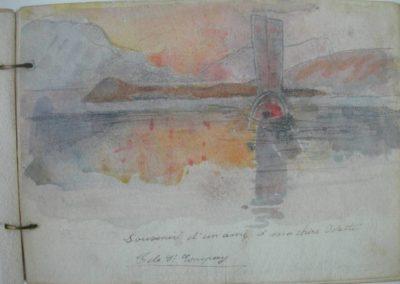 Saint-Exupéry artiste