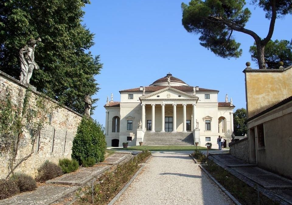 Villas vénitiennes, la scénographie
